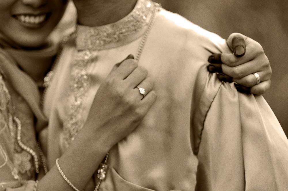 4 Ehe-Fallen für muslimische Konvertitinnen und wie man diese umgeht